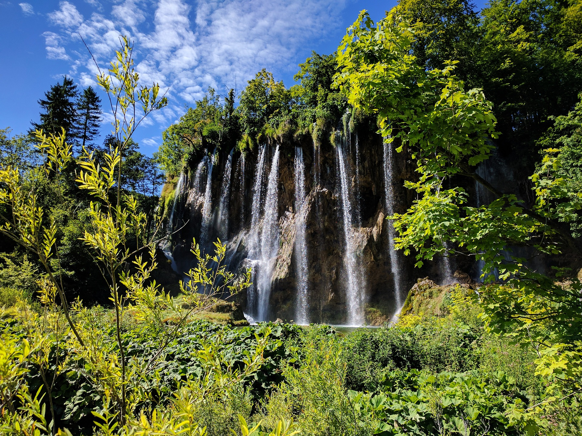 Waterval Plitvice