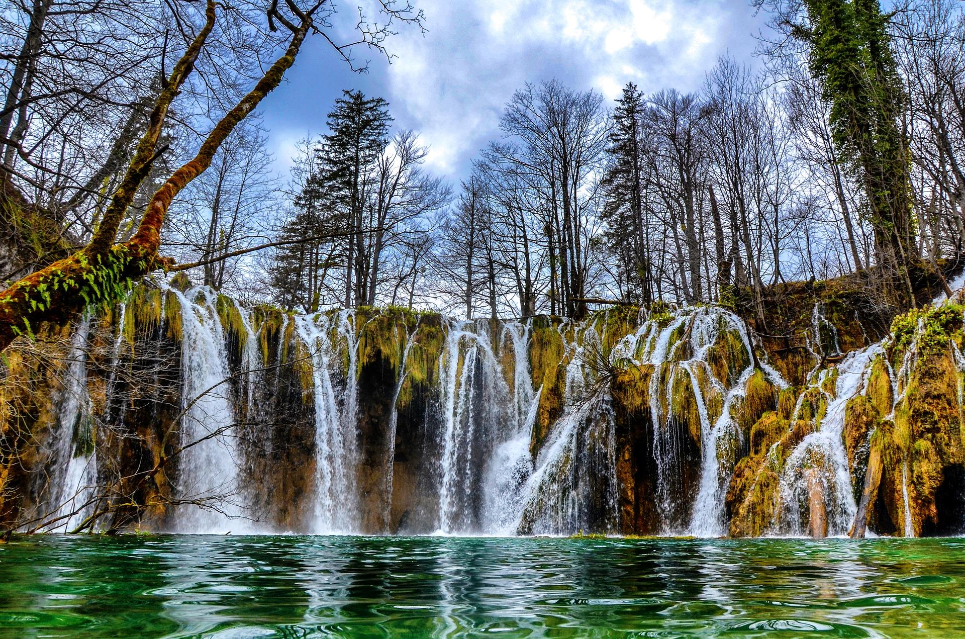 Wanneer Plitvice bezoeken