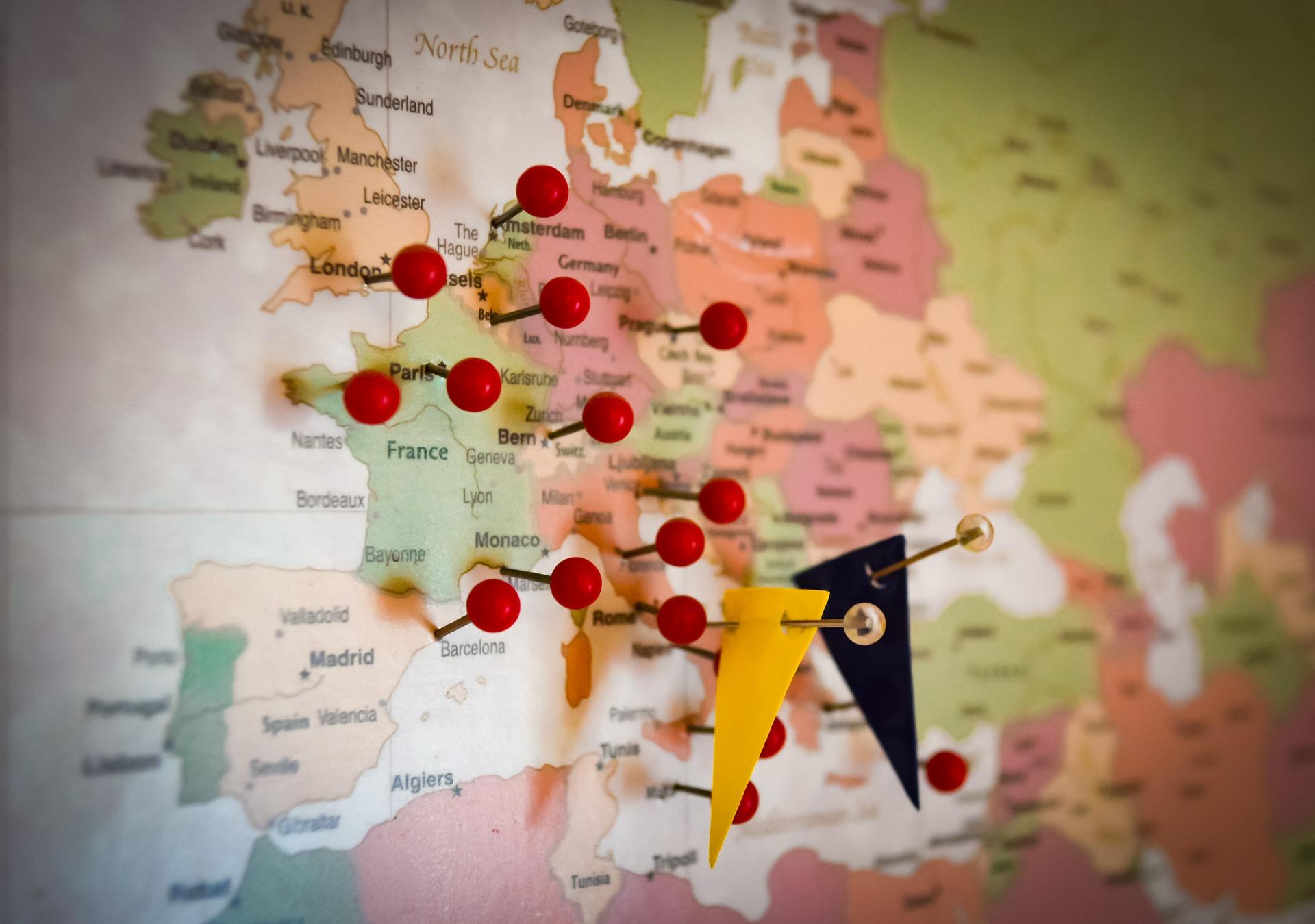 Reistips Europa
