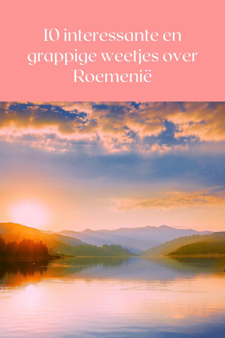10 interessante en grappige weetjes over Roemenië