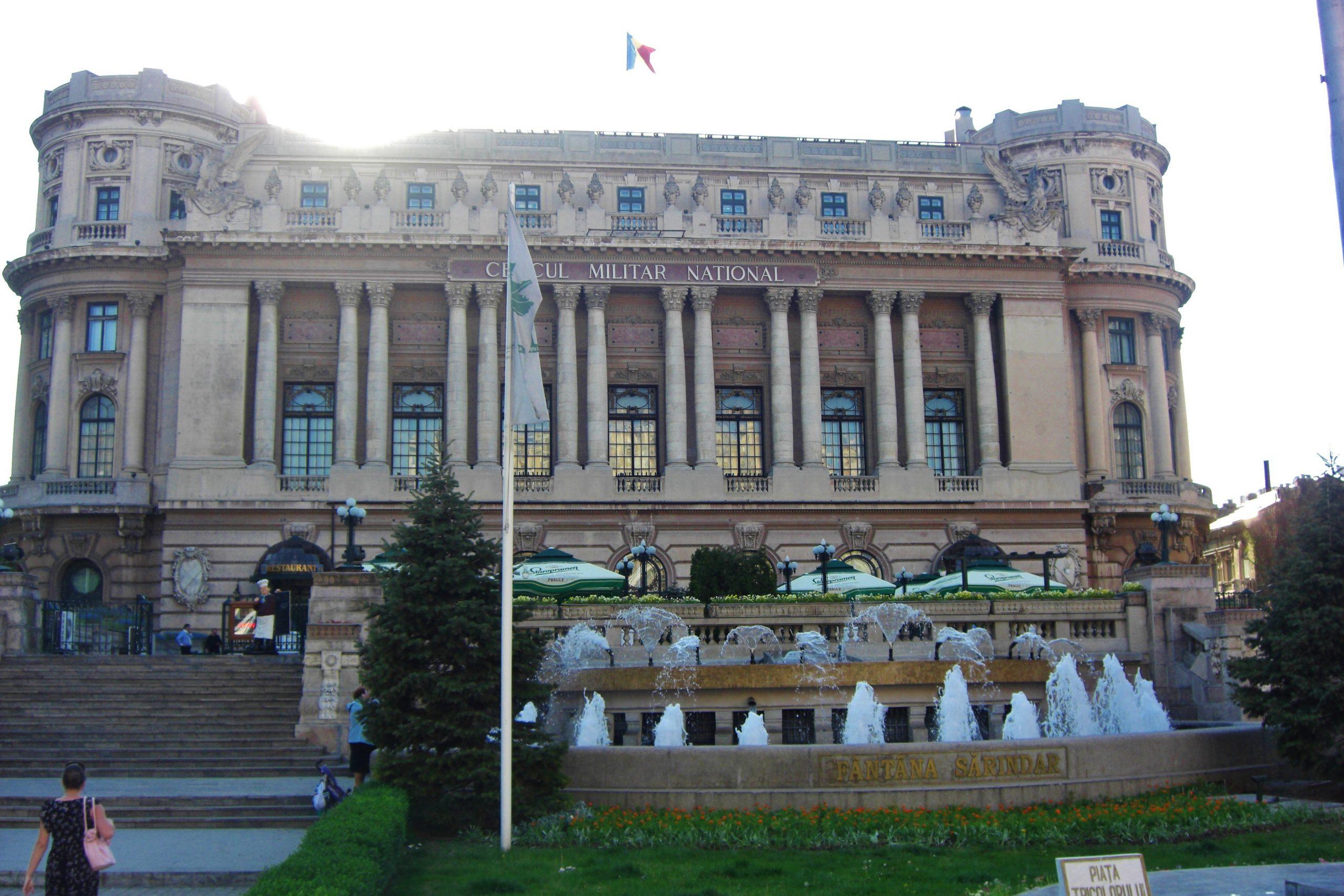 Bezienswaardigheden Boekarest