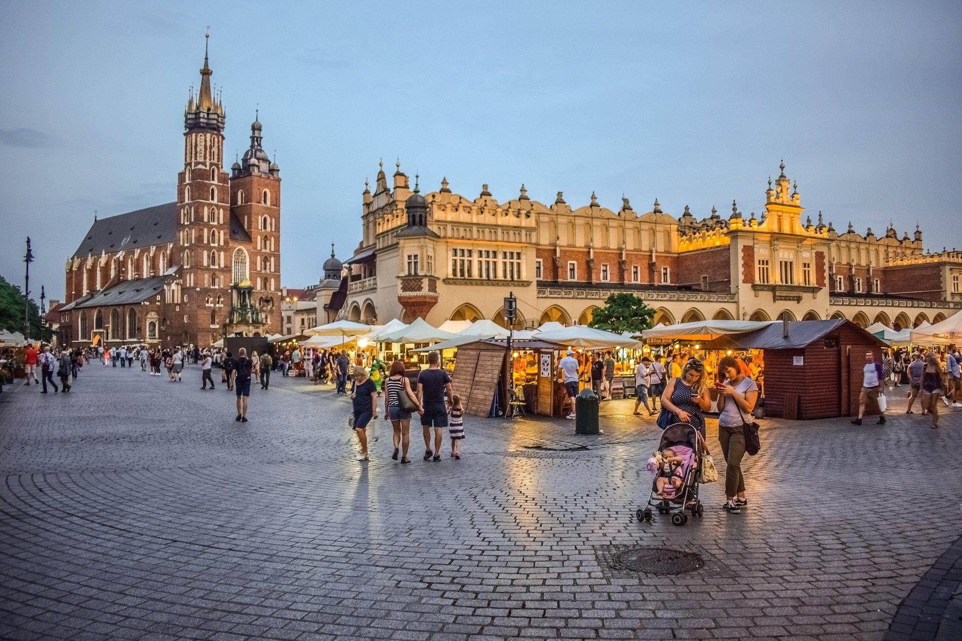 De 5 mooiste steden van Polen