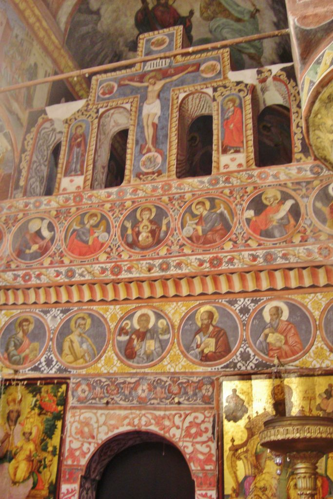 Schilderingen kerken Roemenië
