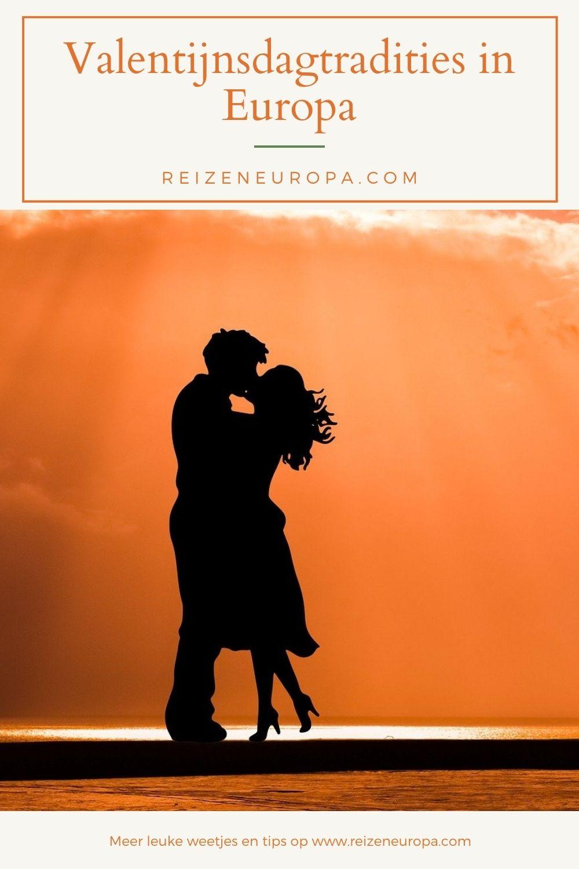 Tradities Valentijnsdag in Europa