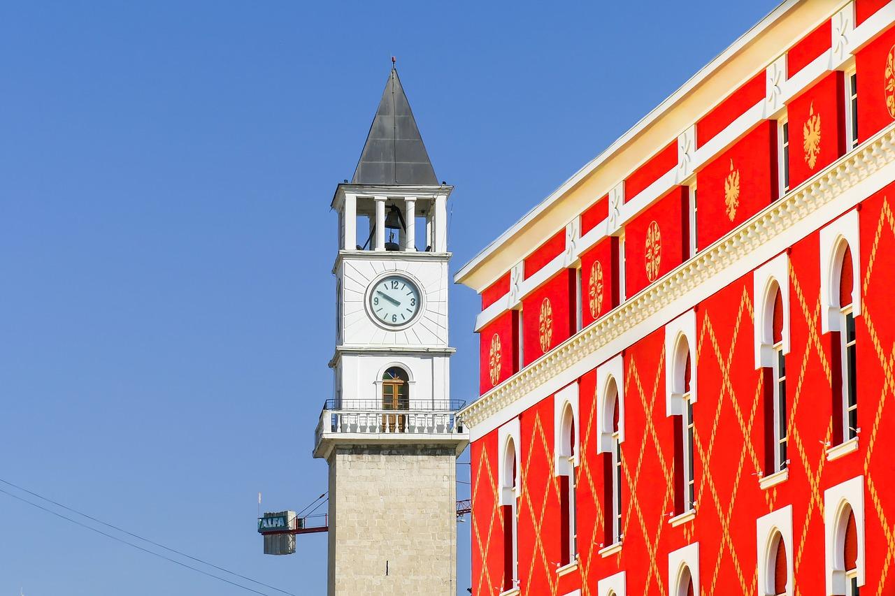Tirana Albanië