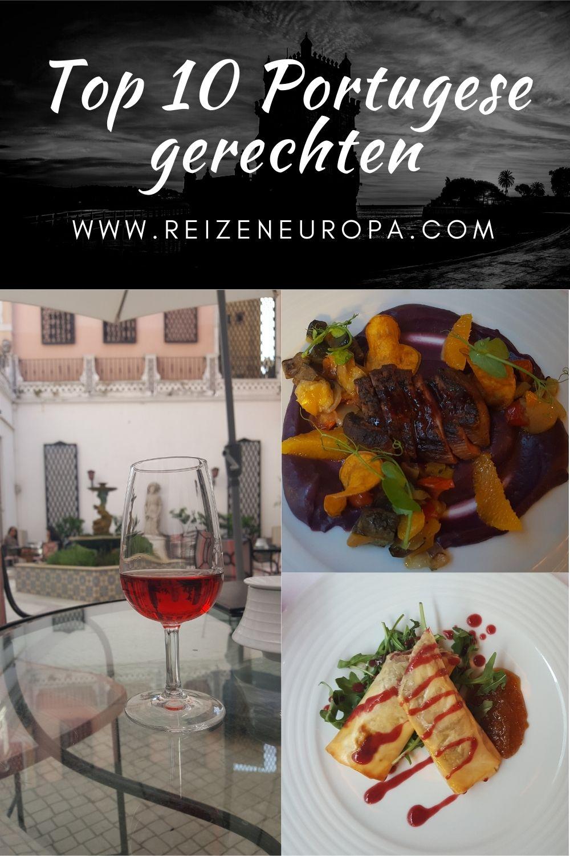 Top 10 Portugese gerechten