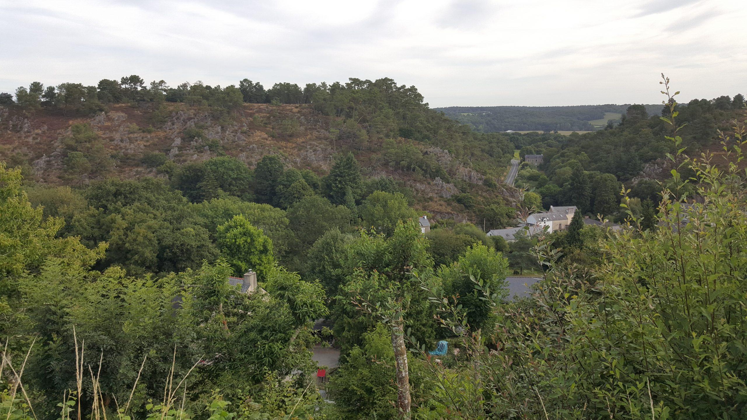 Omgeving Rochefort en Terre