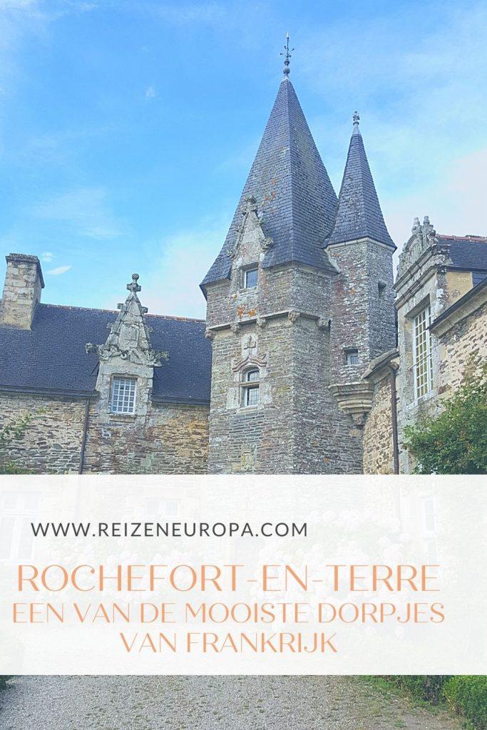 Rochefort en Terre kasteel