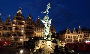 Een weekend Antwerpen met openbaar vervoer