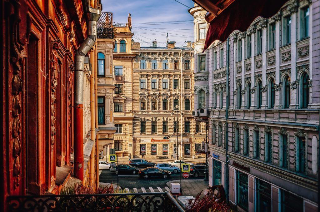 Sint-Petersburg citytrip