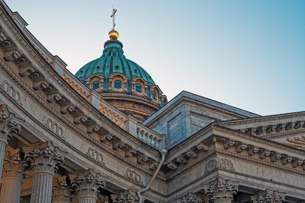 citytrip Sint-Petersburg