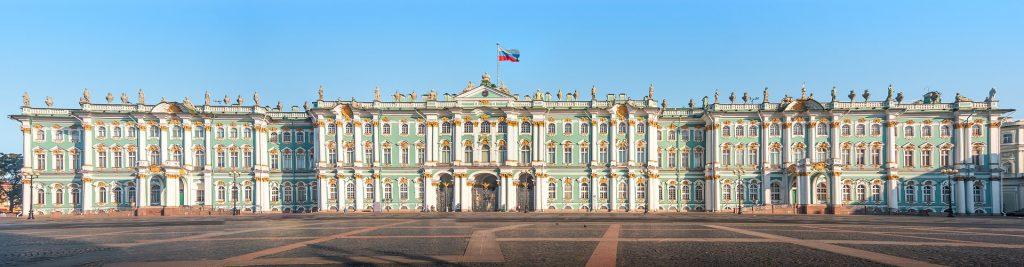 Hermitage Sint Petersburg stedentrip