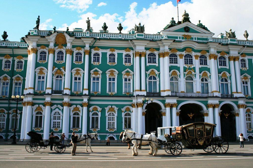 Paleisplein Sint-Petersburg citytrip