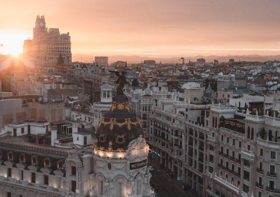 La Casa de Papel locaties in Spanje