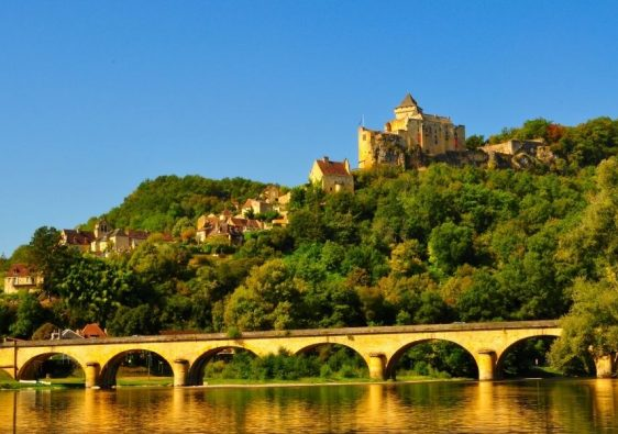 Kasteel vakantie in de Dordogne