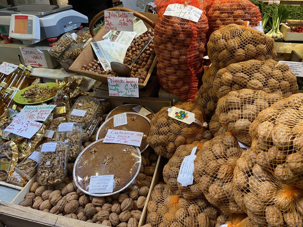 Walnoten Markt Sarlat